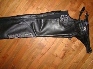 Harley Davidson--Chap pour femme( mesure 5 pied)