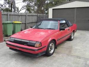 1985 Toyota Celica RA65 Convertible (in aus called sunraiser) Rochedale South Brisbane South East Preview