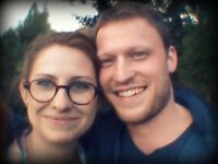 Young professional friendly couple looking for a 1 bedroom flat or double room in Edinburgh
