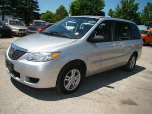 2005 MAZDA MPV -  CERTIFY * CLEAN MINT CONDITION
