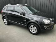 2011 Holden Captiva CG Series II 5 (FWD) Black 6 Speed Manual Wagon Chifley Woden Valley Preview
