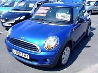 2008 MINI HATCHBACK 1.4 One From GBP5,695 + Retail Package