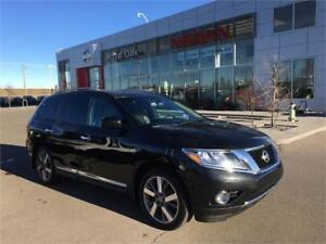 2015 Nissan Pathfinder Platinum **DVD - LOADED WITH OPTIONS**