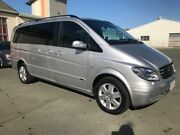 2006 Mercedes-Benz Viano 639 MY06 3.5 Ambiente Silver 5 Speed Auto Touchshift Wagon Southport Gold Coast City Preview