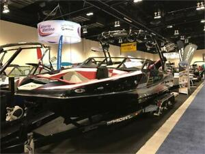 80b61ca48e3d 2017 Wakecraft ZR8... Huge boat and great value with low hours