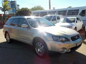 2003 Subaru Outback B4A MY04 Premium Pack D/Range AWD Gold 5 Speed Manual Wagon North St Marys Penrith Area Preview