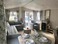 BRAND NEW WILLERBY SKYE HOLIDAY HOME FOR SALE ON LIDO BEACH PX'S WELCOME,