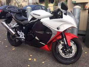 250cc Hyosung 2015 Model / 334 KM On The Clock Ridleyton Charles Sturt Area Preview