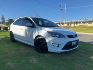 2011 Ford Focus LV Mk II XR5 Turbo Hatchback 5dr Man 6sp 2.5T Wangara Wanneroo Area Preview