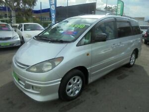 2002 Toyota Estima G ACR30 Silver Automatic Punchbowl Canterbury Area Preview