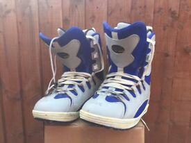 Mens Snowboard Boots