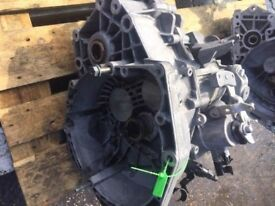 VAUXHALL INSIGNIA 2012 6SPD STOP START GEARBOX - F40