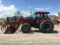 1995 Case IH 5240 Tractor w/ Loader for sale! LOW HRS! $46,000.
