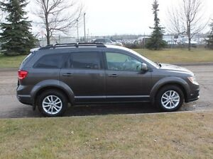2015 Dodge Journey SXT/3rd ROW SEATING/ REAR HEATING AND AIR CON Edmonton Edmonton Area image 4