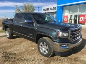 2018 GMC Sierra 1500 Crew Cab 4WD Z71 SLT. Yes, SLT for SLE $$$!