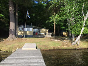 Cottage for Rent - Muskoka's Clearwater Lake