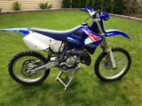 Excellent condition - 2001 Yamaha YZ 125