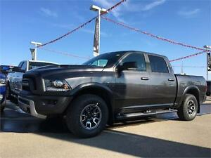 2017 RAM 1500 REBEL CREW CAB IN GRANITE Wow 25% Off ends soon