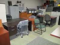 Used Office Furniture Used and New Desks Over 50 In stock