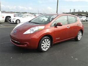 2015 Nissan Leaf S ONLY 9,580 MILES!