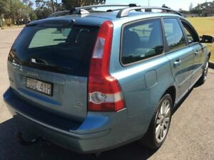 2006 Volvo V50 MY06 T5 AWD 5 Speed Auto Geartronic Wagon