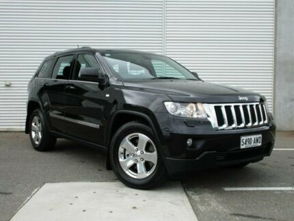 2013 Jeep Grand Cherokee WK MY2013 Laredo Black 5 Speed Sports Automatic Wagon Edwardstown Marion Area Preview