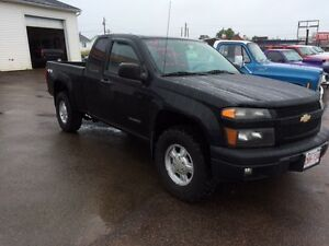 2004 Chevrolet Colorado EXT CAB Pickup Truck