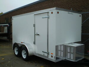 Mfg of enclosed Cargo Trailers