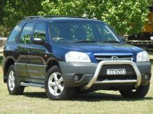 2004 Mazda Tribute MY2004 Limited Blue Automatic Cumberland Park Mitcham Area Preview