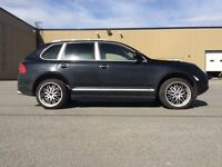 Porsche CAYENNE TURBO S 2006 *RARE & POWERFUL* Black on black