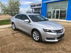2017 Chevrolet Impala LT Sedan LT Leather