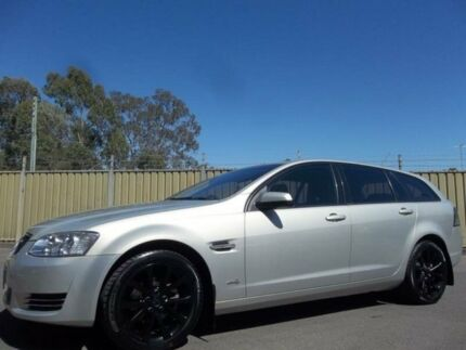 2011 Holden Commodore VE II MY12 Omega Champagne 6 Speed Automatic Sportswagon
