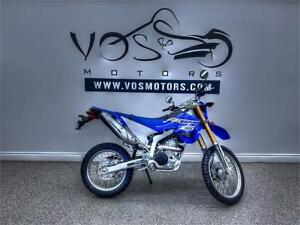 2019 Yamaha WR25RKL - V3372NP - Free Delivery in GTA**