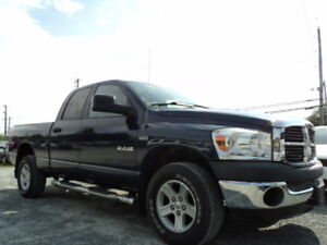 RARE! TRX4  OFF ROAD PACKAGE! 08 DODGE RAM 128000 KM