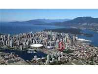 Downtown Vancouver 2 BR Luxury Suite with Pool, Terrance Patio