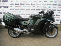 "Kawasaki GTR1400 ""61 Plate"" Good overall Condition"