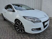 Renault Megane 1.9 DCI 130 GT-Line Tom Tom, Diesel, Rare Car, Stunning in White, GT Body Styling Kit