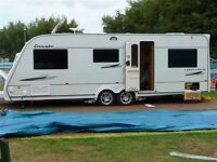 2008/09 Elddis Crusader Superstorm. Only Owner & Very Clean Lot of Extras All Wheel Movers