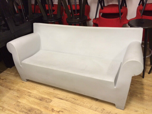 kartell bubble club sofa designed by philippe starck in barnet