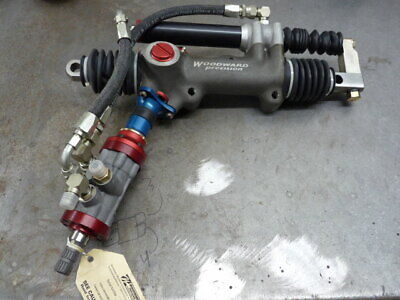 NEW!! WOODWARD RACK AND PINION POWER STEERING GEAR ASSY