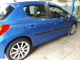 Peugeot 207 1.4s 5 door