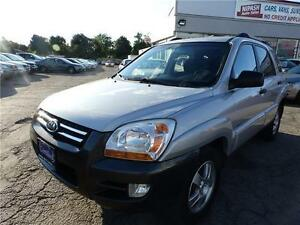 2006 Kia Sportage LX V6 AWD CERTIFIED E-TESTED WARRANTYAVAILABLE