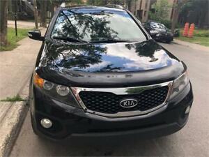 KIA SORENTO 2011, 4 CYL, AWD, 1 PROPRIO + MAGS **  5799$