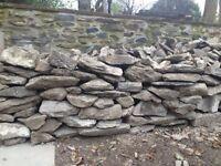 Reclaimed Random Stone - Bargain at £50 per Tonne