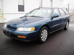 1995 HONDA ACCORD HANDICAP EQUIPPED WAGON-LOADED EX ALL POWER
