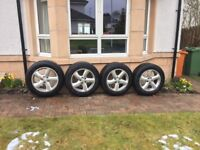Continental Winter Tyres & Wheels for BMW X5