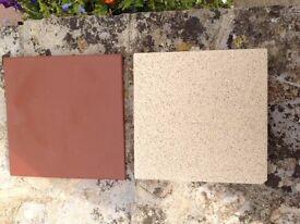 Unused Quarry Tiles