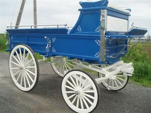 Carriages , wagon, sleighs , carts all new made to order! Cornwall Ontario image 6