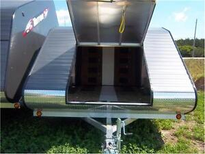 TRITON TC 118 LOW RIDER ENCLOSED SNOWMOBILE TRAILER Peterborough Peterborough Area image 3