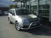 2011 Subaru Forester S3 MY11 X AWD Silver 4 Speed Sports Automatic Wagon Invermay Launceston Area Preview